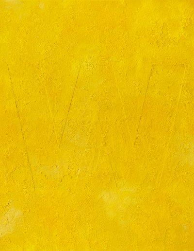 07.WAR (W), Pigment,płótno, 120x100 cm, pigment, canvas (fot.Adam Gut)