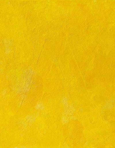 08.WAR (A), Pigment,płótno, 120X100 cm, pigment, canvas (fot.Adam Gut)