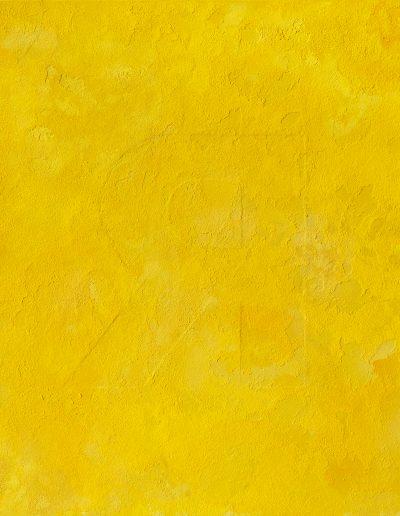 09.WAR (R), Pigment,płótno, 120x100 cm, pigment, canvas (fot.Adam Gut)