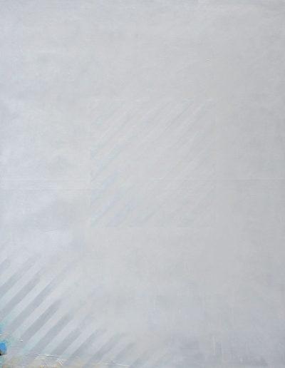 implant#73, technika mieszana na płótnie, mixed media on canvas, 180x150 cm