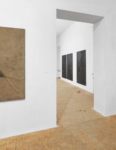 02.Mirosław Duchowski, Maciej Duchowski.Czas Rzeczywisty.Galeria 18 A, Warszawa, 2019 [fot Adam Gut]_