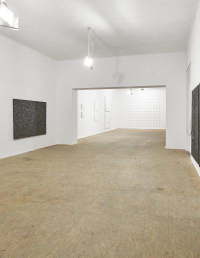 05.Mirosław Duchowski, Maciej Duchowski.Czas Rzeczywisty.Galeria 18 A, Warszawa, 2019 [fot Adam Gut]