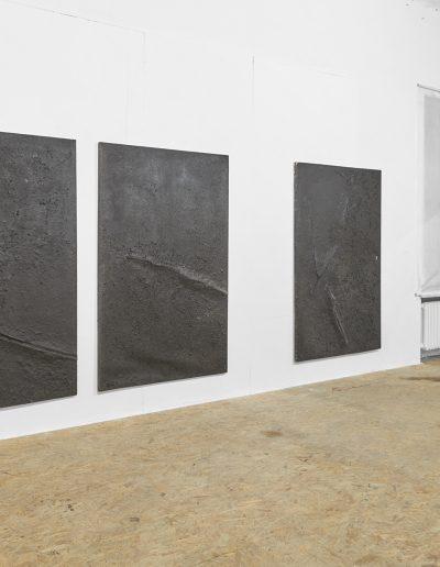 08.Mirosław Duchowski, Maciej Duchowski.Czas Rzeczywisty.Galeria 18 A, Warszawa, 2019 [fot Adam Gut]