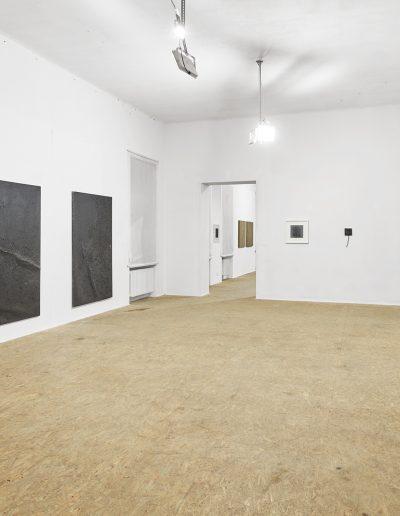 10.Mirosław Duchowski, Maciej Duchowski.Czas Rzeczywisty.Galeria 18 A, Warszawa, 2019 [fot Adam Gut]