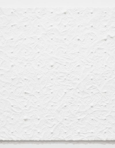 11.Duchowski Maciej - Obraz bez tresci, Czas rzeczywisty 3 (A), 2019, kable gladz polimerowa, 140x160cm - [fot Adam Gut] 2000px