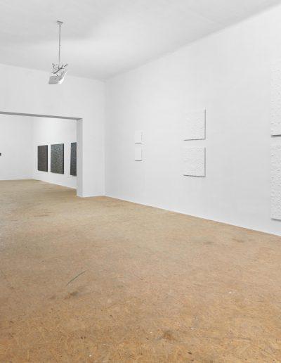16.Mirosław Duchowski, Maciej Duchowski.Czas Rzeczywisty.Galeria 18 A, Warszawa, 2019 [fot Adam Gut]