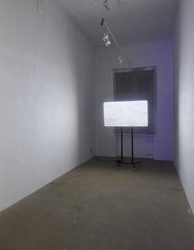 19.Mirosław Duchowski, Maciej Duchowski.Czas Rzeczywisty.Galeria 18 A, Warszawa, 2019 [fot Adam Gut]